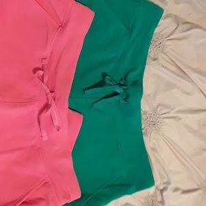 Adorable Nwot Large Danskin Shorts 2 pack